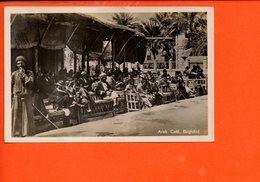 IRAQ - Arab Café Baghdad. - Boesinger & Co - Iraq