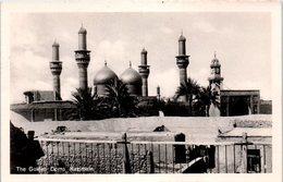 KAZIMEIN - The Golden Doms Kazimein - Boesinger & Co Bagdad - Iraq