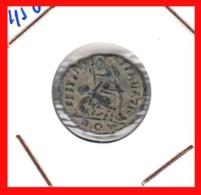 MONEDA  --  MUY ANTIGUA SIN IDENTIFICAR - 7. The Christian Empire (307 AD To 363 AD)