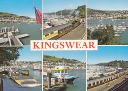 Postcard Kingswear South Devon My Ref  B23541 - England
