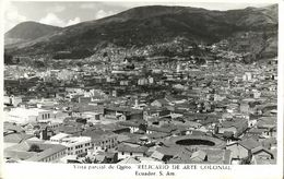Ecuador, QUITO, Relicario De Arte Colonial, Stadium (1950s) RP - Ecuador