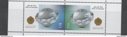 PALESTINE , 2016, JOINT ISSUE, ARAB POST DAY,2v - Joint Issues