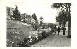Ecuador, CUENCA, Puente Del Centenario (1950s) RPPC Postcard - Ecuador