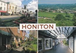 Postcard Honiton Devon My Ref  B23542 - England