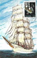 1984 - SHIP - Maximumkaarten