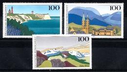 Allemagne 1993  Mi.:nr.1684-1686 Bilder Aus Deutschland  Neuf Sans Charniere / Mnh / Postfris - Neufs