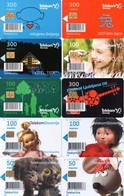 10 Telephone Cards Of Telekom Slovenije / 2 - Slowenien