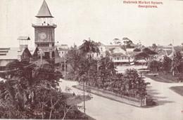 British Guiana, GEORGETOWN, Stabroek Market Place (1910s) Postcard - Postcards