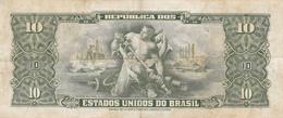 Brésil - Billet De Banque 1 Centavo Novo 1966/67 - Brasilien