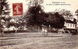 Miserey La Gare - France