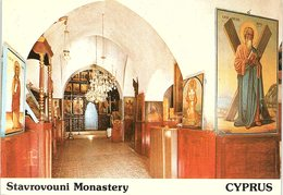 Stavrovouni Monastery, Cyprus - Chypre