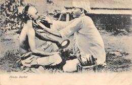 R132098 Hindu Barber. B. Hopkins - Cartes Postales