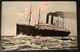 TRANSATLANTICI - AMERIKA - Barche