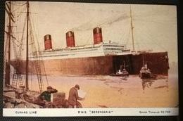 TRANSATLANTICI - BERENGARIA - Barche