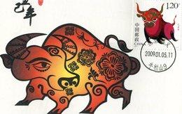 CHINA 2009 Max.Card.BARGAIN.!! - Postkaarten