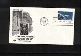 USA  1962 Space / Raumfahrt John H. Glenn Interesting  Cover - Covers & Documents