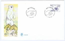 Greenland; 1997.  Europa - CEPT; FDC. - Europa-CEPT