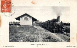 Velet La Gare D F V - Frankreich