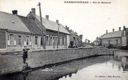 Harbonnieres Rue De Marcourt - France