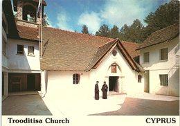 Trooditisa Church, Cyprus - Cyprus