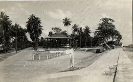 British Guiana, GEORGETOWN, Sea Wall (1930s) RPPC Postcard - Postcards
