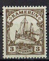 Kamerun 1905/1919 // Mi. 20 (*) - Kolonie: Kamerun