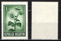 ARGENTINA - 1960 - GIRASOLE - MNH - Argentina