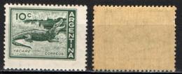 ARGENTINA - 1959 - COCCODRILLO - MNH - Nuovi