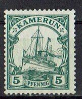 Kamerun 1905/1919 // Mi. 21 (*) - Kolonie: Kamerun