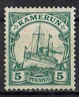 Kamerun 1905/1919 // Mi. 21 * - Kolonie: Kamerun