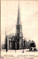 New York Buffalo St Paul's Cathedral Episcopal 1907 - Buffalo