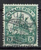 Kamerun 1905/1919 // Mi. 21 O - Kolonie: Kamerun