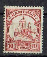 Kamerun 1905/1919 // Mi. 22 O - Kolonie: Kamerun