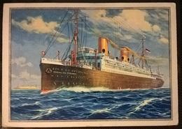 TRANSATLANTICI - GENERAL VON STEUBEN - Barche