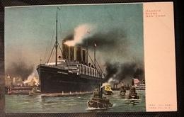 TRANSATLANTICI - HARBOR NEW YORK - Barche