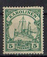 Karolinen 1900 // Mi. 8 * - Colony: Caroline Islands