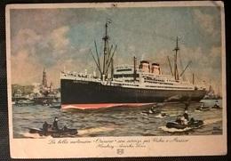 TRANSATLANTICI - ORINOCO - Barche