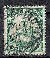 Kiautschou 1901 // Mi. 6 O - Colonie: Kiautchou
