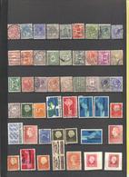 OLANDA - NEDERLAND - Paesi Bassi - Piccola Collezione - Lotto - Accumulo - Vrac - 100+ Francobolli - Usati - Francobolli