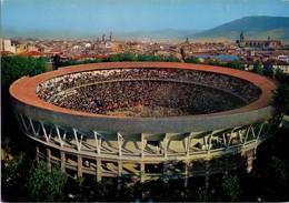 POSTAL Nº4, PLAZA DE TOROS DE PAMPLONA - ESPAÑA. (291) CIRCULADA - Corridas