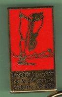 TROPHEE CARREFOUR DE LA 18e COURSE PEDESTRE D'ECULLY *** Signe SOFREC *** 0003 - Athlétisme