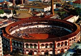 POSTAL Nº1189, PLAZA DE TOROS DE MALAGA - ESPAÑA. (293) CIRCULADA - Corridas