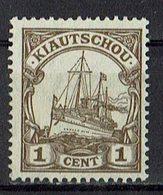 Kiautschou 1905/1919 // Mi. 28 (*) - Kolonie: Kiautschou