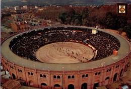 POSTAL Nº17, PLAZA DE TOROS DE CASTELLON DE LA PLANA - ESPAÑA. (295) CIRCULADA - Corridas
