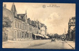 Arlon. Avenue Des Voyageurs. La Gare. Franchise Militaire 1922 - Arlon