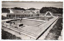MANOSQUE--1955--La Piscine Municipale (petite Animation ).....à Saisir - Manosque
