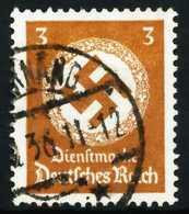 DEUTSCHES-REICH DIENST Nr 132 Gestempelt X6430B6 - Dienstpost