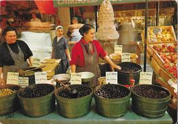 NICE - Le Marché Aux Huiles Et Olives Dans La Vieille Ville - Markten, Feesten