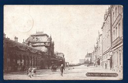 Arlon. La Gare. Avenue Des Voyageurs. 1911 - Arlon