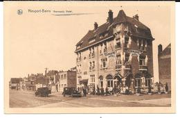Cpa Nieuport - Bains  /  Normandy Hôtel . - Nieuwpoort